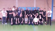 Workshop Jeet Kune Do Robin Vader